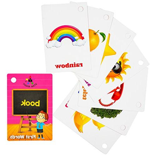 Star First Flash Cards Art, 36 1 Pre-K &