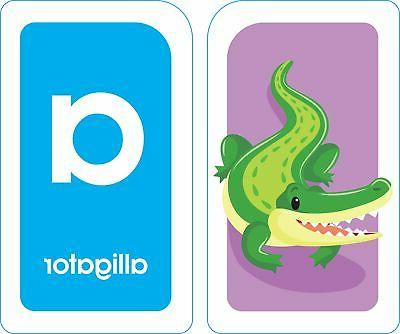 Flash For Alphabet Educational First Word
