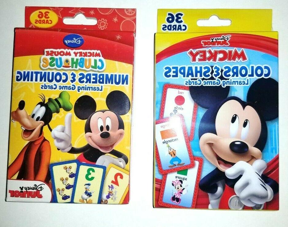 flash cards for kids numbers counting colors