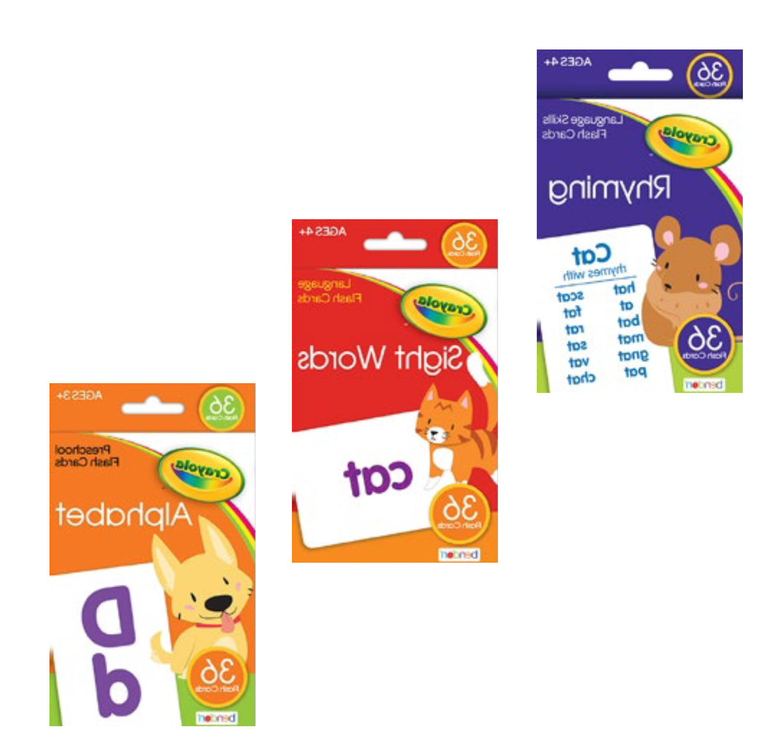 Toddlers Alphabet Numbers Colors