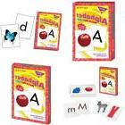 Flash Cards For Toddlers 2-4 Years Old And Up Alphabet Match