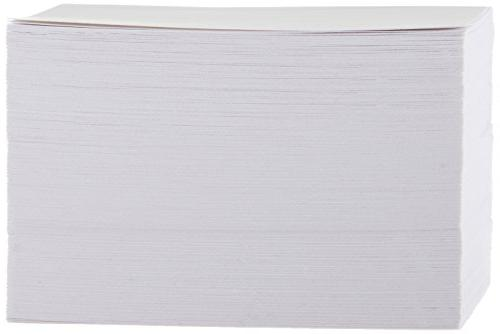 AmazonBasics Weight Ruled Index 3x5-Inch, 300-Count
