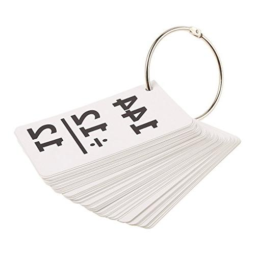 Best Paper Greetings Division Flash - Includes Steel and Carrying for Kids Ages and 5.3 Inches