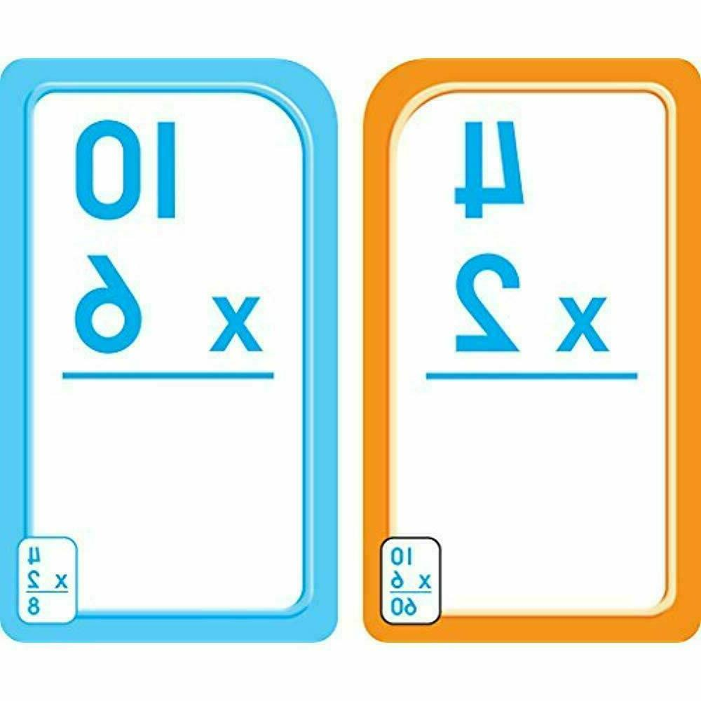 """Cards, Ages Up, Grades 3 5, Beginning Facts """""""