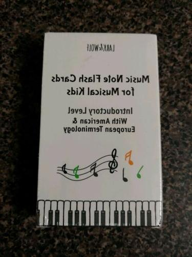 music flash cards for piano kids usa