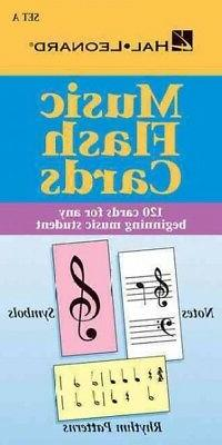 Music Flash Cards Set A, Paperback, ISBN 0793577756, ISBN-13