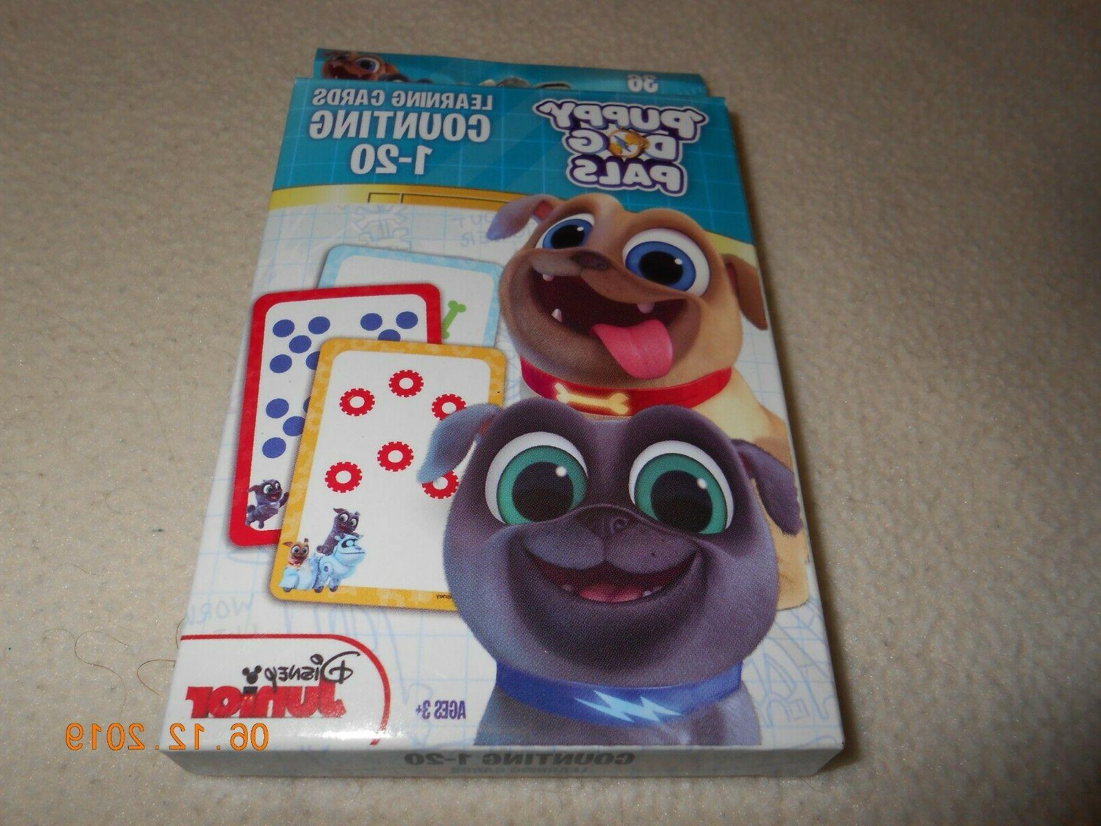 New Pals learning 36 cards 1-20 Stocking Stuffer