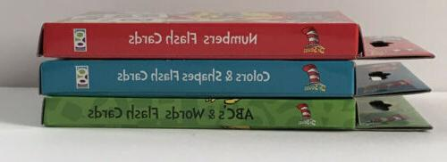 New Seuss Of Educational Cards Numbers, &