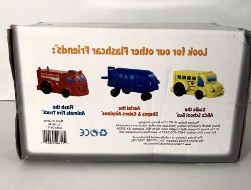 Rudy the Truck Wooden Toy