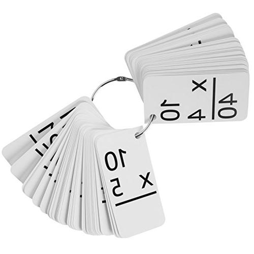 Star EducationTM Cards, With 2 Rings