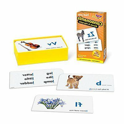 Trend Vowels Drill Flash Cards
