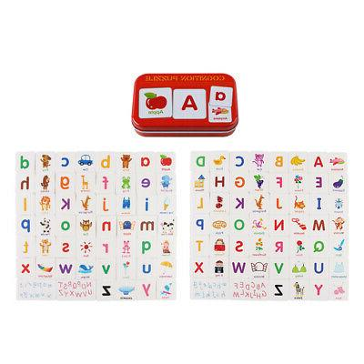 TODDLER Infant Flash Cards/Alphabet Cognitive/ Early Educati