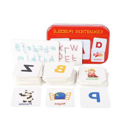 Toddler Infant Flash Cards - Early Education Toys Gifts - Al