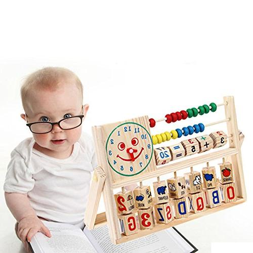 wooden montessori teaching math versatile