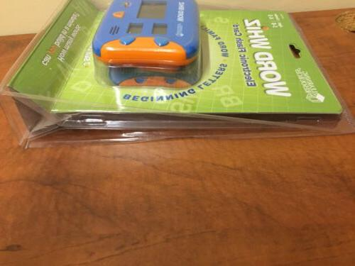 Learning Electronic Card Ages 5-8