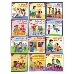 Learning To Get Along Resource Library Set of 12 Soft Cover