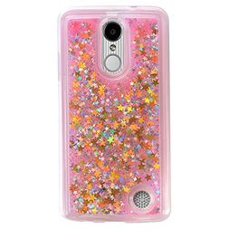 LG Aristo  / LG LV3 / LG K8 2017 Cover Case, Liquid Case, As