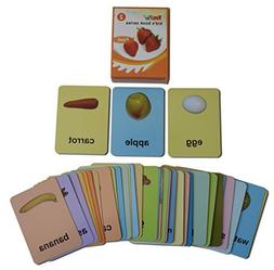 YouPac Kids Local Explorer Flash Cards- Food