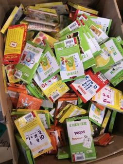 Lot Of 300 Sets Kids Flash cards Bendon School Resale Wholes