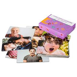 Attractivia Magnetic Flash Cards - 36 Large Feelings Cards V