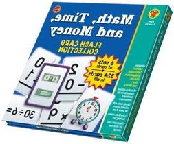 Math, Time, and Money Flash Card Collection
