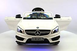 Moderno Kids Mercedes CLA45 Children Ride-On Car R/C Parenta