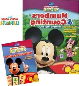 Mickey Mouse Numbers and Counting Set