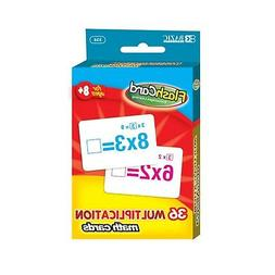 BAZIC Multiplication Flash Cards , Case of 24