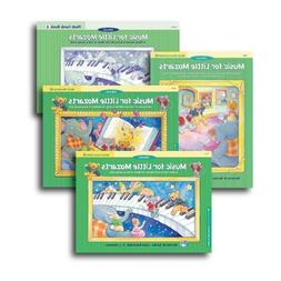 Music for Little Mozarts Level 2 - Piano Curriculem Set - Le