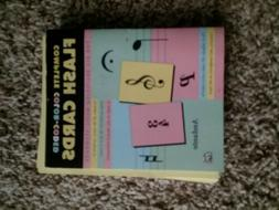 NEW!! Music Flash cards for piano kids , 46 Large Size  Musi