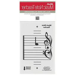 Alfred's Music Note Teacher All-In-One Flashcard White
