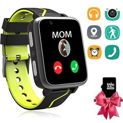Kids Music Watch - Children Smart Watch with MP3 Music Playe