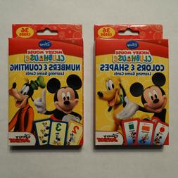New - Disney Junior Flashcards – Numbers & Counting – Co
