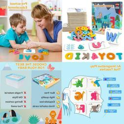 number alphabet flash cards for toddlers age