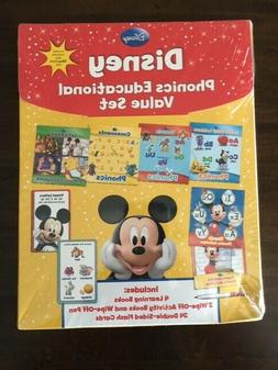 Disney Phonics Educational Value Set Mickey Mouse Learning B