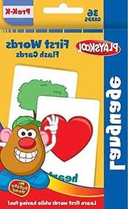 Playskool Flash Cards First Words