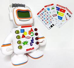 Playskool Alphie The Learning Toy Robot - Learn Numbers, Col