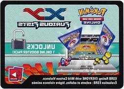 Pokemon Trading Card Game: 36 Online Codes  - XY Furious Fis