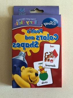 pooh s colors and shapes games flash