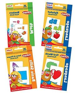 Playskool Prek-K Flash Cards - First Words, Colors and Shape
