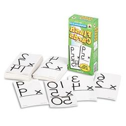 Carson-Dellosa Publishing Flash Cards, Multiplication Facts