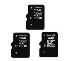 HobbyFlip 3 x Quantity of Walkera Runner 250 DIY 8GB Micro S