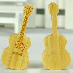 Real <font><b>Natural</b></font> Wooden USB 2.0 Pendrive 512