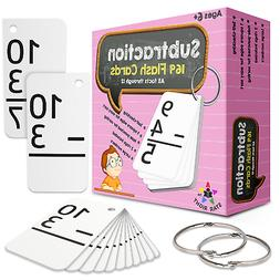 Star Right Multiplication Flash Cards, 0-12  With 2 Rings