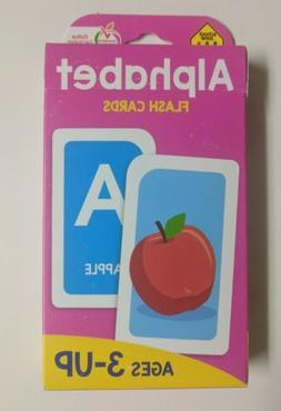 School Zone Alphabet Flash Cards Upper And Lower Case With P