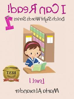 SIGHT WORDS: I Can Read 1
