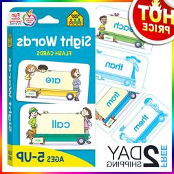 Sight Words Flash Cards, New, Free Shipping