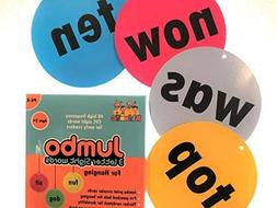 Kidastic Sight Words Flash Cards, 40 Hanging Sight words wit