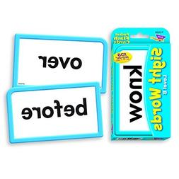 Trend Enterprises Sight Words Level B Pocket Flash Cards by
