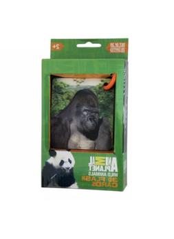 Smart Play - Animal Planet 3D Flash Cards, Wild Animals